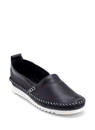 Derimod Kadın Ayakkabı(2121) Casual Siyah